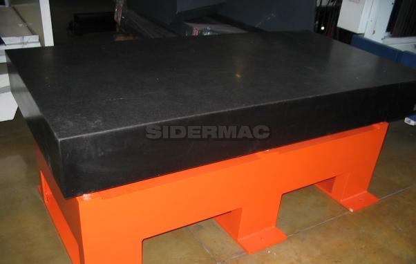Used granite working table