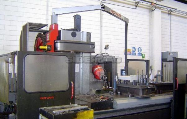 Milling machine NOVAR mod. KBF 3500