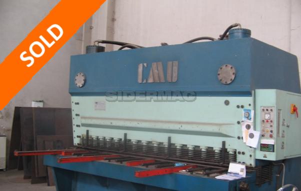 Cesoia idraulica CMU 3.000x22mm