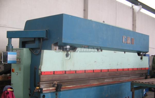 Pressa piegatrice idraulica CMU 6.000 X 200 ton