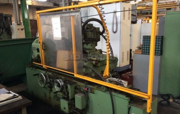 Used external grinding machine FORTUNA