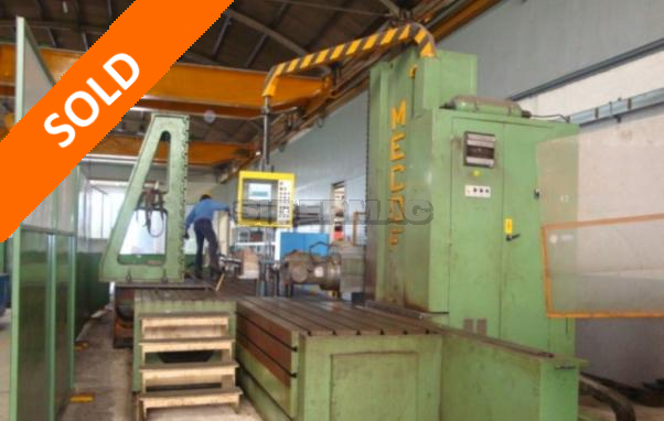 Used milling machine MECOF CS88/G-S