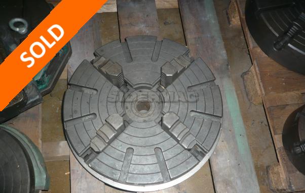 Used plateau diameter 450 mm