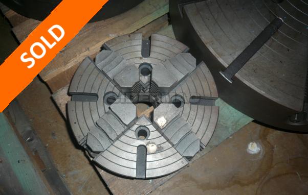 Used plateau diameter 270 mm