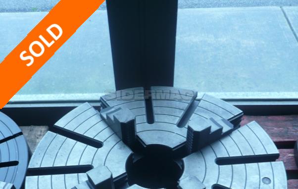 Used plateau diameter 700 mm