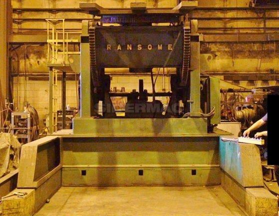 Used table positioner RANSOME