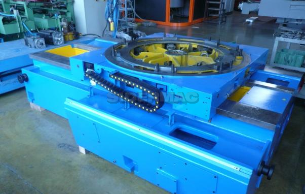 Used rotary table UNION HB 220