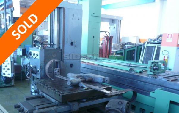Used T-boring machine PAMA AL 75