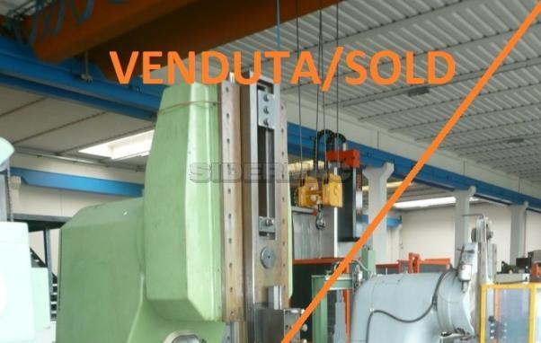 Used slotting machine PERINI MECCANICA mod. CMP 450