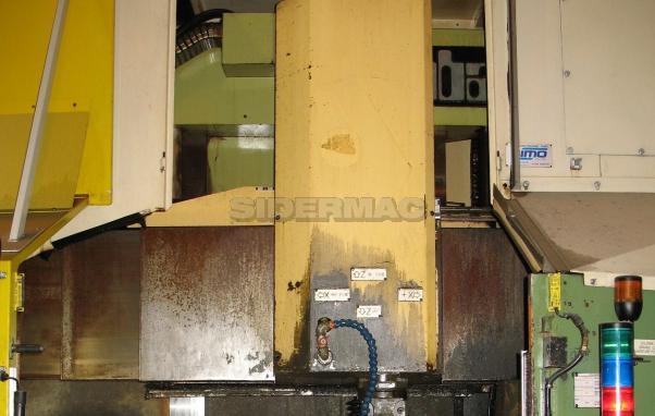 Tornio verticale usato OMBA TNC 90 TCV CNC