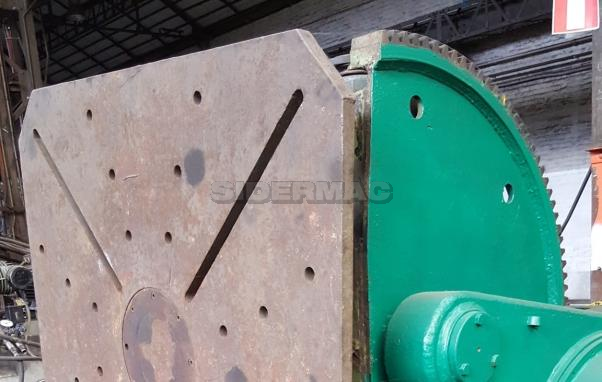 Used table positioner 7 ton