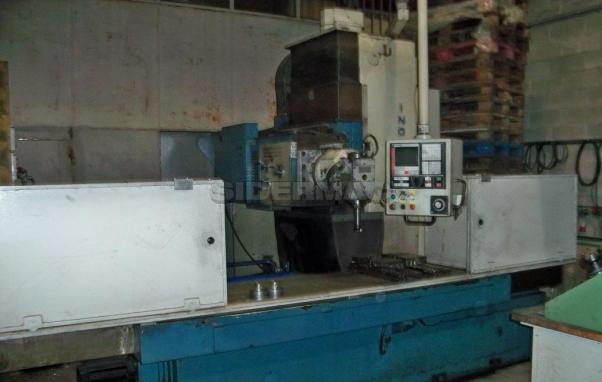 SOLD Used milling machine INDUMA mod. MBM 25 CNC