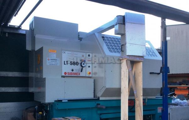 Tornio CNC SIBIMEX LT 580/1000 nuovo