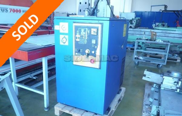Used screw compressor CECCATO RLE 30-10