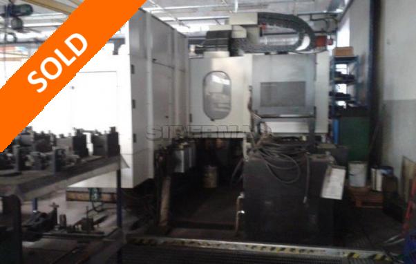 Rettifica FAVRETTO mod. MCU 150 CNC