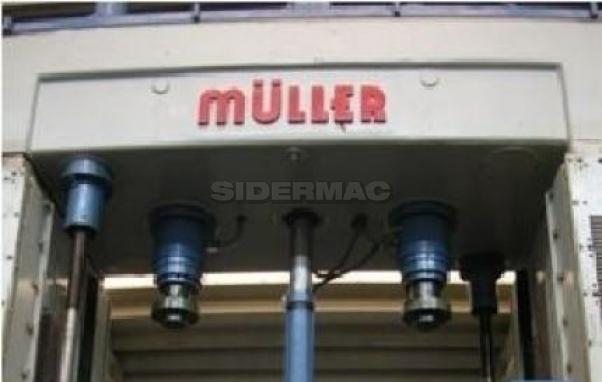 Pressa usata MULLER mod. PP-2M-40
