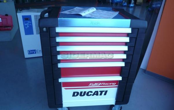 New roller cabinet USAG DUCATI CORSE mod. 519 RACING