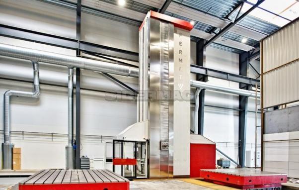 SIDERMAC E' IMPORTATORE AUTORIZZATO ALESATRICI NUOVE FERMAT MACHINERY