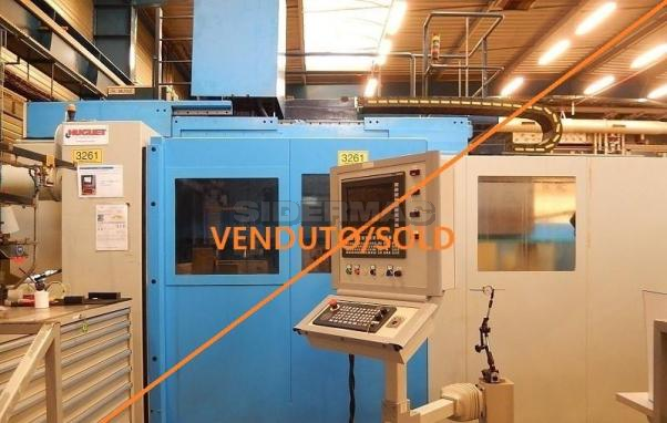 Tornio verticale OMBA TNC 120 TCL