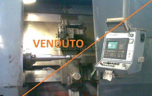 Tornio parallelo CNC usato OMG ZANOLETTI - VENDUTO