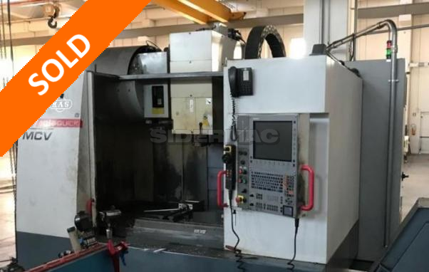 Used machining center MAS mod. MCV 1016 Quick