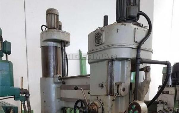 Used radial drill HCP