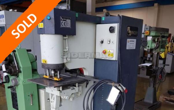 Ficep 401 40 Ton Punching machine