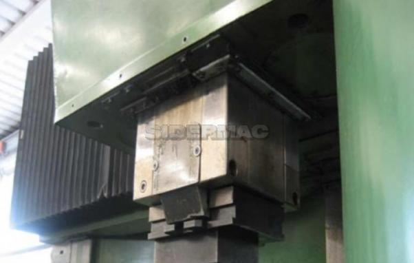 Tornio verticale usato Titan SC 17 MSF-PA3