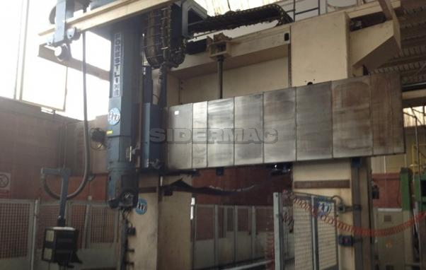 Used milling machine FOREST LINE