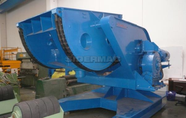 Used table positioner EQUIPELEC
