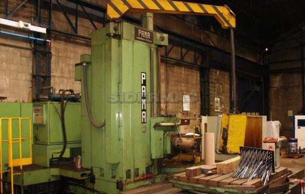 T-TYPE CNC BORING MACHINE  PAMA ACT 110