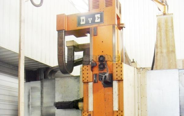 MILLING MACHINE DYE 5axes gantry power